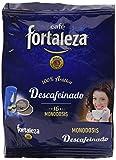 Café Fortaleza Café Descafeinado - 16 monodosis - [Pack de 5]
