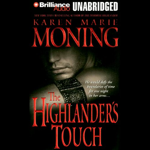 The Highlander's Touch cover art
