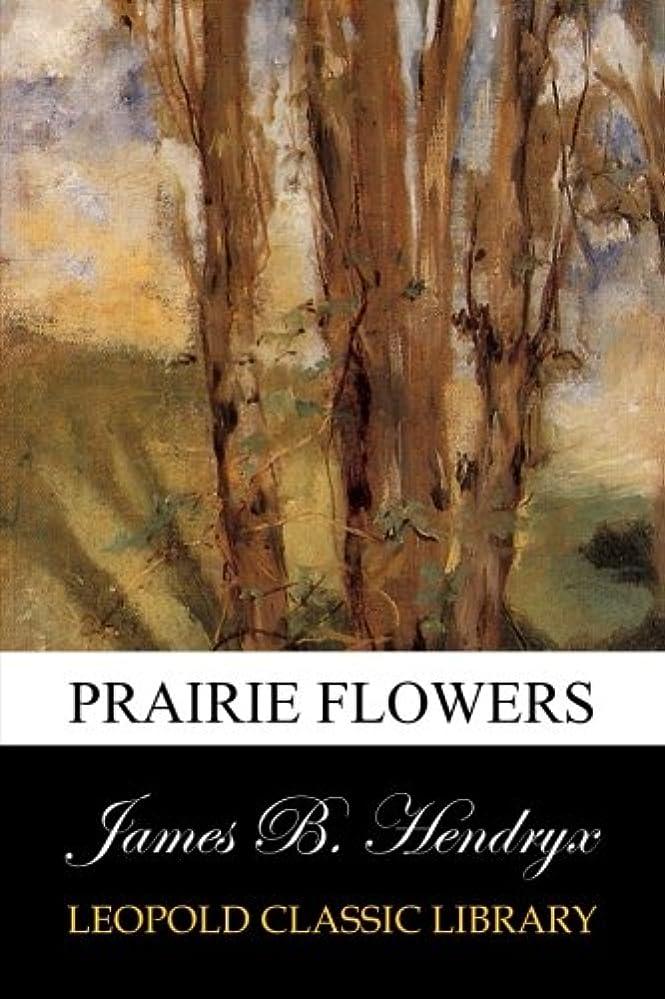 反動ハンサム壊滅的なPrairie Flowers