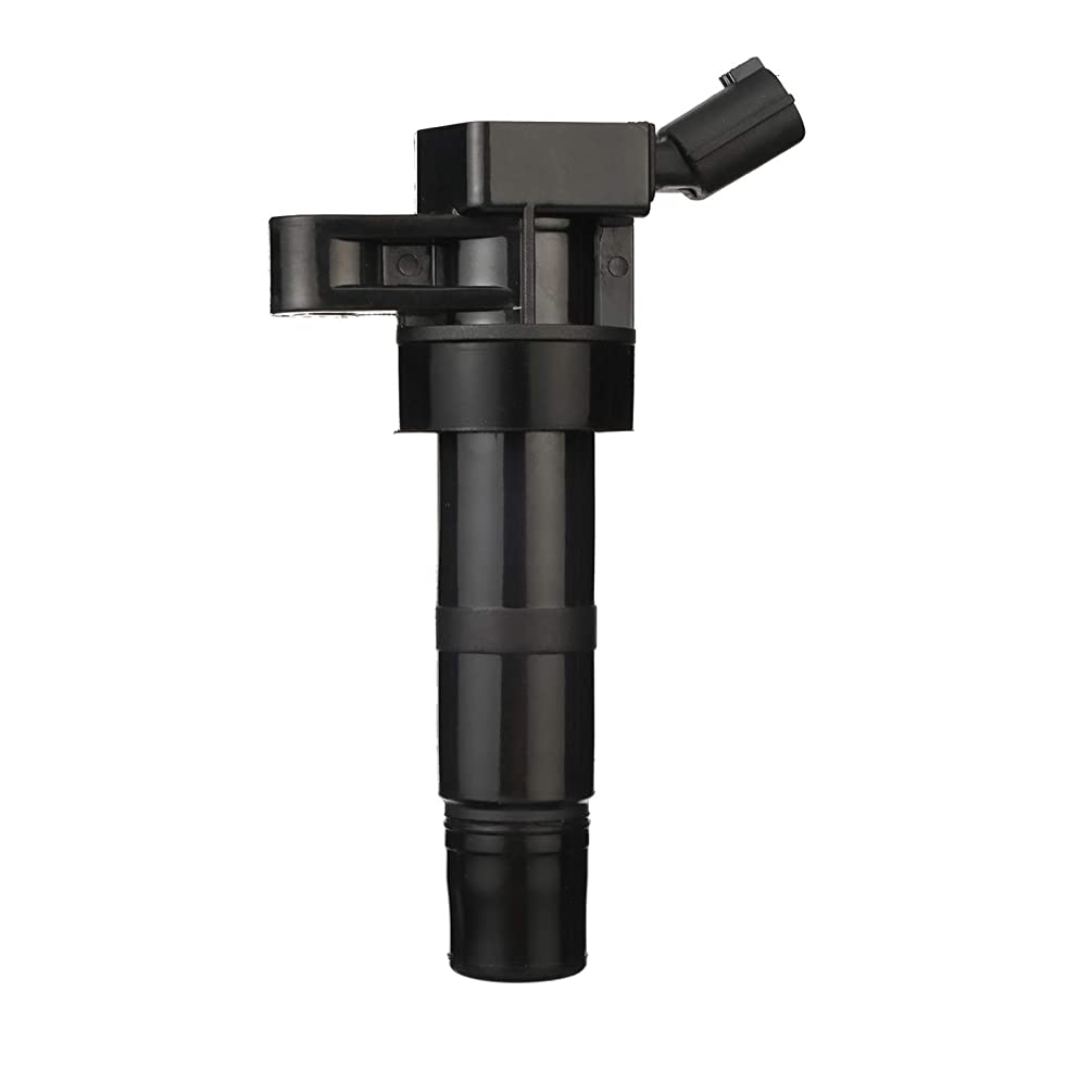 LQQDP Pack of 1 New Ignition Coil For Toyota Avanza/Rush/Soluna Vios/Vios Compatible with 19070-B101 South East Asian Models