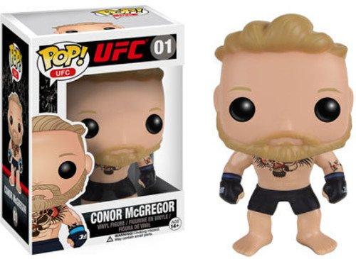 Funko 023940 Pop UFC: Conor McGregor 01 Vinyl Figure