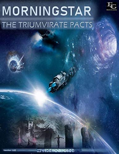 Morningstar: The Triumvirate Pacts: Roleplay Game Core Rulebook (English Edition)