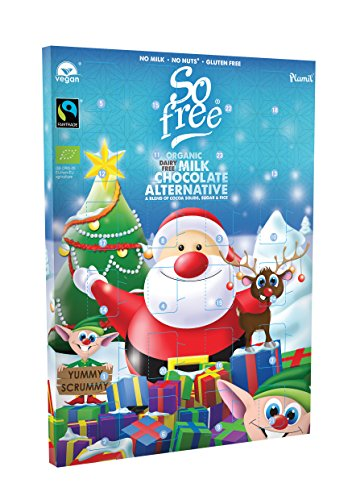 Plamil So Free veganer Adventskalender bio 110g