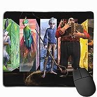 マウスパッド ガーディアンズ 伝説の勇者たち (3) おしゃれ 人気 小型 ゲーミングマウスパッド 防水 滑り止め 耐久性が良い 疲労低減 会社用 家庭用 ゲーム用