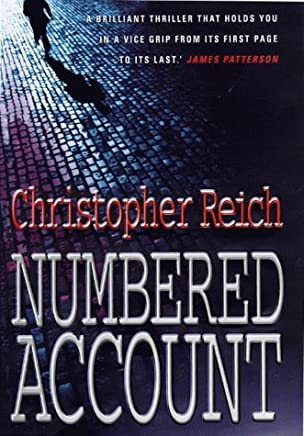 Numbered Account by Christopher Reich (1998-06-04)