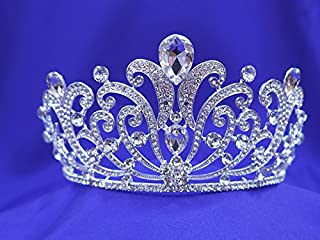 Pageant Homecoming Tiara P1888
