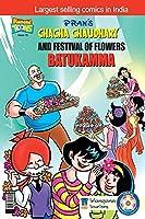 Chacha Choudhary & Festival of Flower
