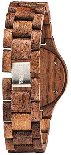 [ウィウッド]腕時計9818079正規輸入品ブラウン