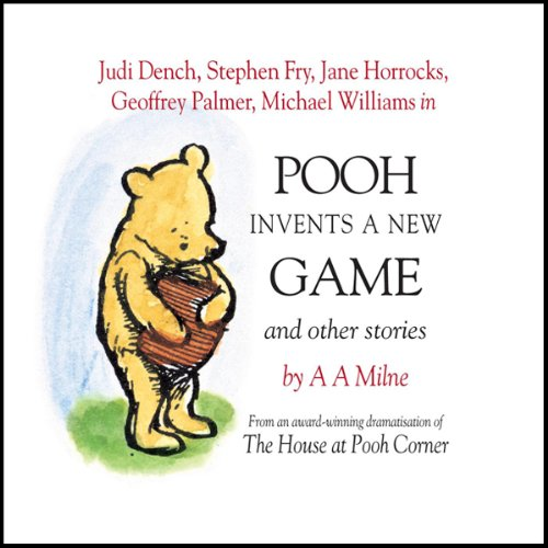Winnie the Pooh: Pooh Invents a New Game (Dramatised) cover art