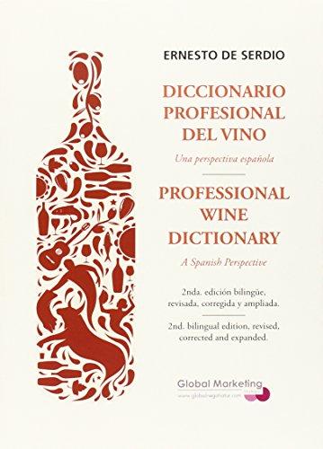 Diccionario profesional del vino : una perspectiva española