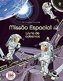 Missão espacial: livro de adesivos