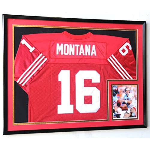 How To Frame A Jersey >> Jersey Display Frame Amazon Com