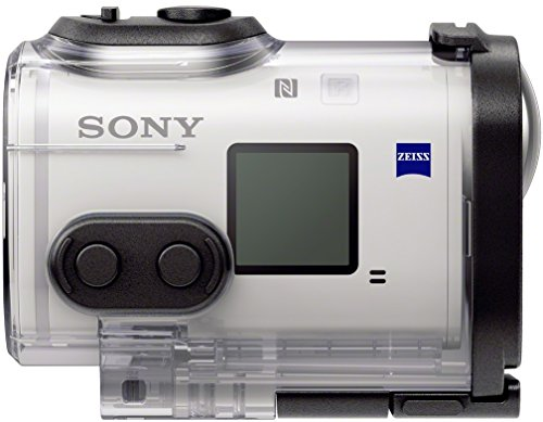 Sony FDR-X1000 4K Actioncam Live-View Remote Kit -170 Ultra-Weitwinkel – weiß - 24