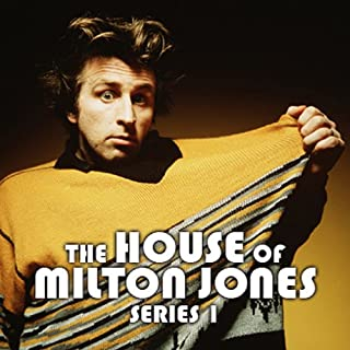 House Of Milton Jones, The cover art