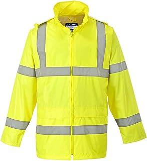 Portwest Waterproof Rain Jacket, Lightweight