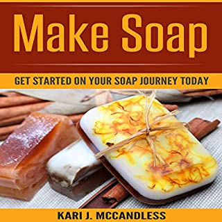 Make Soap cover art