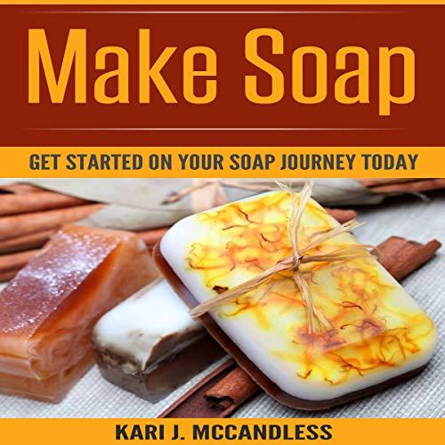 Make Soap cover art