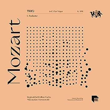 Mozart: Trio in E-Flat Major, K. 498: I. Andante