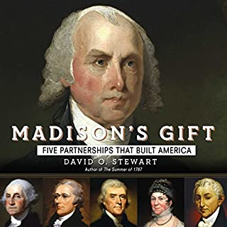Madison's Gift cover art