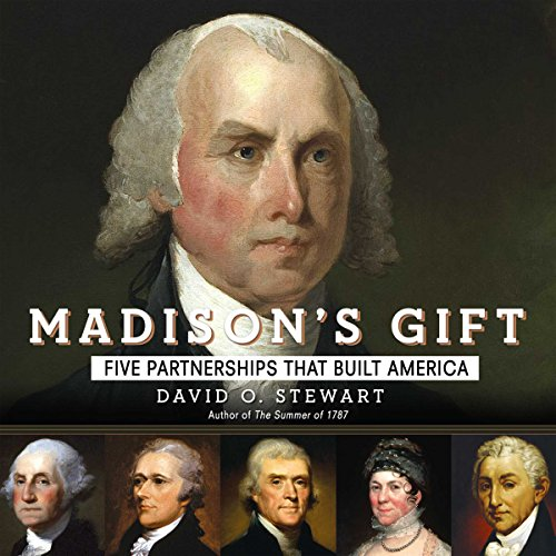 Madison's Gift audiobook cover art