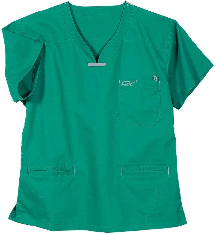 Iguana Med Women's 3 Pocket MedFlex II Scrub Top