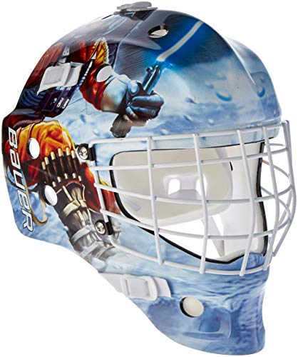 Bauer Start Wars nme Inline Hockey Máscara Casco