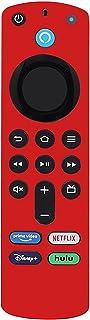 Fire Stick用のケース/カバー、保護ケースシリコンリモコンカバーFire T V Stick Alexa Voice Remote(3rd Gen)ケースに適しており、滑り止め耐衝撃性のウォッシャブルさまざまな色。