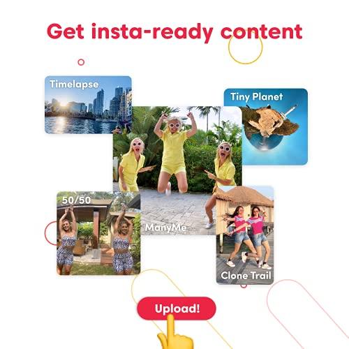 Pivo-Pod-Red-Seguimiento-automatico-360-Manos-libres-Fotos-y-Videos--Transmision-en-vivo-Videollamadas-12-Efectos-especiales-Camarografo-inteligente--para-iPhone-o-Android