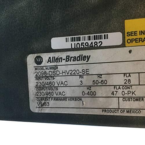 Sale!! SERVO Drive,Amplifier 2098-DSD-HV220-SE SER.A