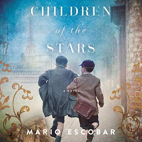 Children of the Stars audiobook cover art
