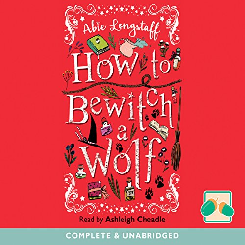 How to Bewitch a Wolf audiobook cover art