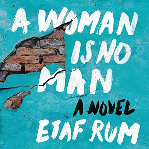 A Woman Is No Man audiobook cover art