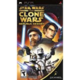 Star Wars the Clone Wars: Republic Heroes - Sony PSP by LucasArts [並行輸入品]