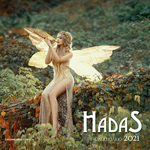 Calendario Hadas 2021 (Calendarios y agendas)