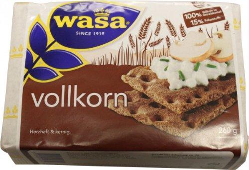 Wasa Vollkorn 260g