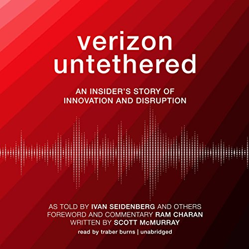 Verizon Untethered audiobook cover art