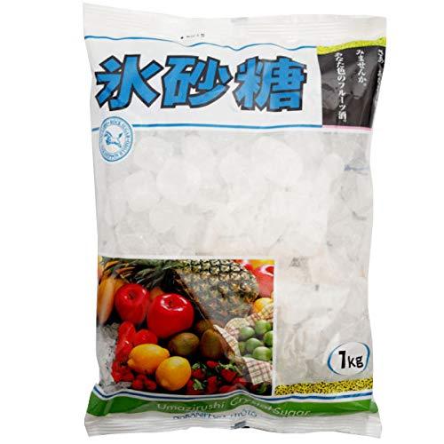 氷砂糖  1kg 6袋
