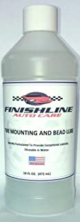 Finishline Tire and Rim Mounting Lubricant
