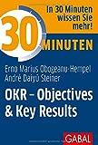 Expert Marketplace -  Erno Marius Obogeanu-Hempel  - 30 Minuten OKR - Objectives & Key Results