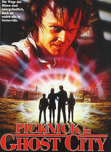 Picknick in Ghost-City - Limited Edition - Mediabook [2 DVDs]