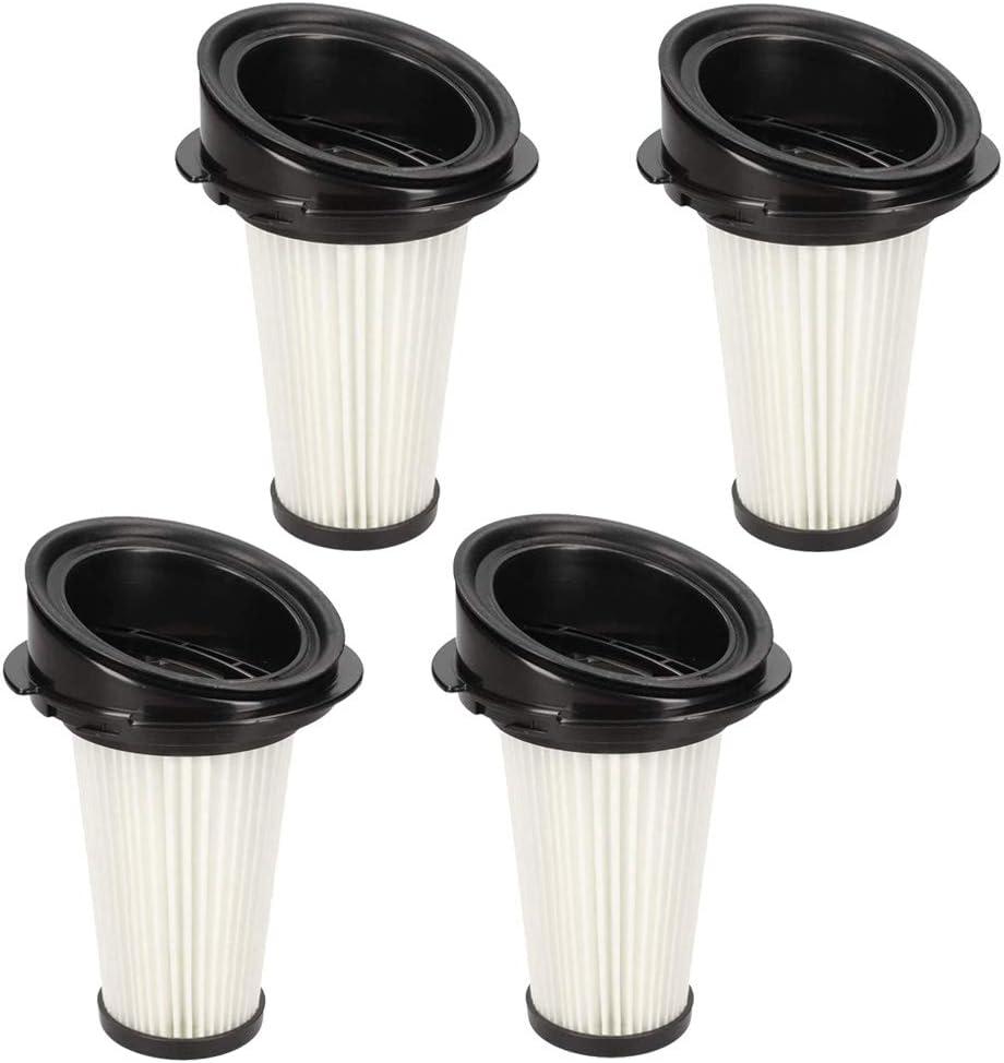 Paquete de 2//4//6 filtros para Rowenta RH6545 ZR005201 piezas de aspirador accesorios paquete de 2