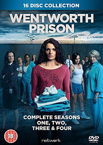 Wentworth Prison: Season One to Four [DVD] [Reino Unido]