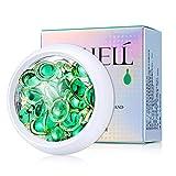 56 Cápsulas Ceramide Repair Face Serum, Cápsula Fácil De Llevar Crema Hidratante Encoger...