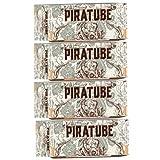 Photo de 1200 Tubes Cigarettes Piratube | Tube à cigarette Premium | Papier Francais, Filtre haut de gamme