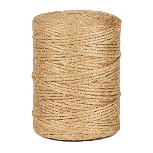 Pack of 12-80m Household Home Office Ball Of Cotton String Twine Rope