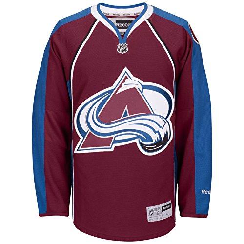 Reebok Colorado Avalanche Premier Home Team Jersey (Maroon) XL