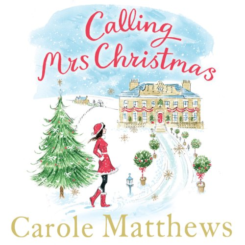 Calling Mrs Christmas audiobook cover art