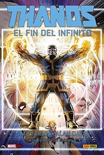 Thanos: El Fin del Infini