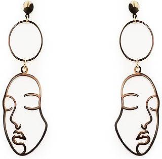Gold Plated Earring For Women (earring-1)