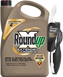 Roundup Extended Control Weed and Grass Killer Plus Weed Preventer II Ready-to-Use